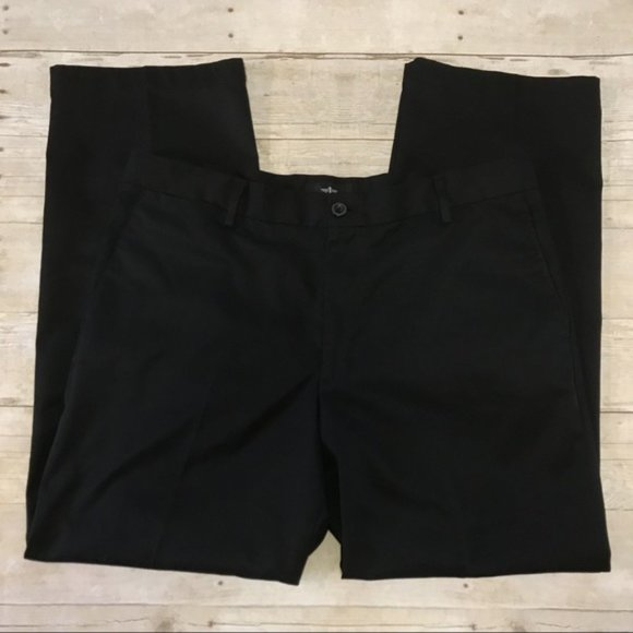 Dockers Other - Pick 2 for $20 Dockers Black Straight Fit Trousers